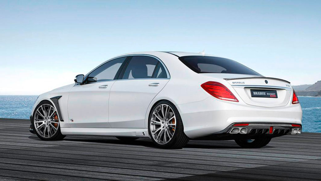 Mercedes-Benz S 65 AMG Rocket 900